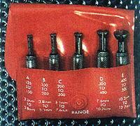 Starrett®  Hole Gage Sets