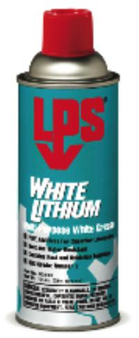 16oz Aerosol White Lithium Grease