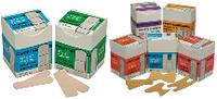 8IN  Adhesive Bandages