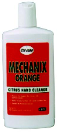 Mechanix Orange™ 1gl Bottle w/Pump Citrus Hand Cleaners
