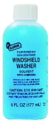 Gunk  Windshield Wash
