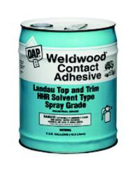 Spray Grade 5 Gallon High Heat Resistant Contact Cement